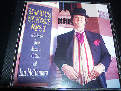 Ian McNamara Macca's Sunday Best A Collection From Australia All Over CD