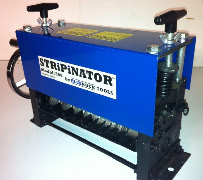 Manual Wire Stripping Machine by BLUEROCK ® Tools STRiPiNATOR MWS-808