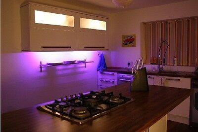 Colour Changing Backlighting Sound Responsive Lights LED Mood Lighting Kit Gift