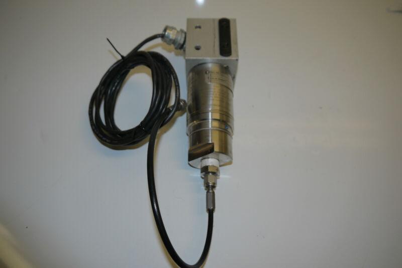 AMETEK GULTON STATHAM PG3000-10M-48-19-29-00-93 PRESSURE TRANSMITTER SST