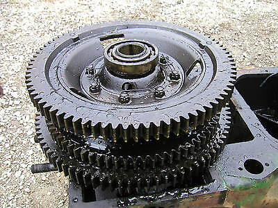 1929 Unsty John Deere Gp Stndrd Tractor Jd Rearend Differential Dr Gear Assembly