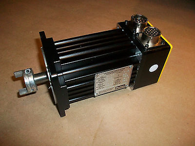 Parker Compumotor Servo Motor N0342fe-kmsn  .45 Kw  7500 Rpm