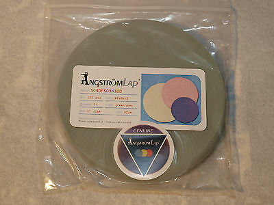 Angstromlap Sc30f503n100 Silicon Carbide Lapping Films 5 Gray Color 30 M -new
