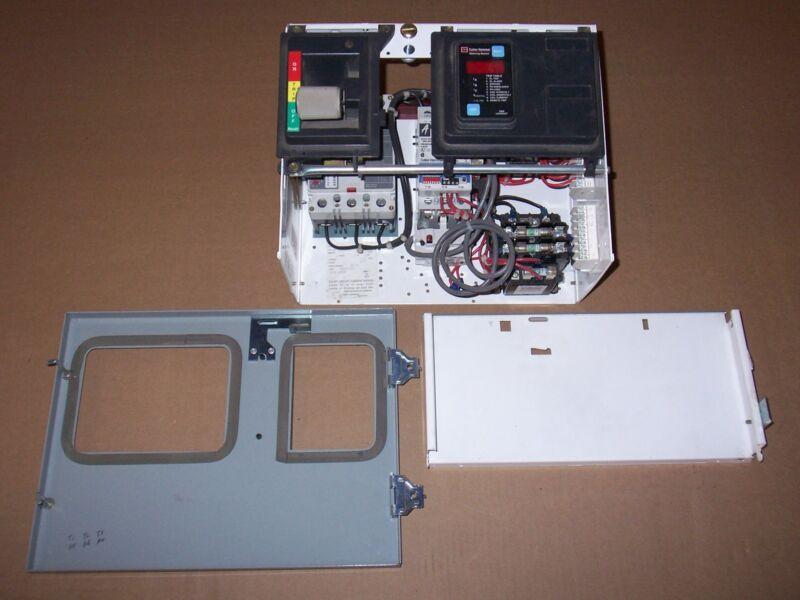NEW CUTLER HAMMER 2100 SIZE 1 MOTOR STARTER 7 AMP BREAKER MCC MCCB BUCKET
