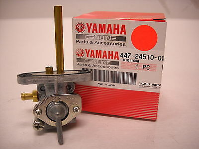 <em>YAMAHA</em> RIGHT PETCOCK FUEL COCK XS500 TX500 XS650 TX650 TX750 XS1 XS1B