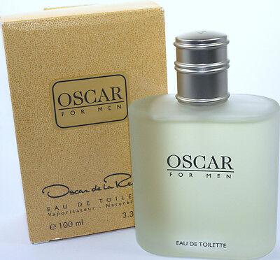 Oscar By Oscar De La Renta Edt Spray 3 4 3 3 Oz For Men New In Box