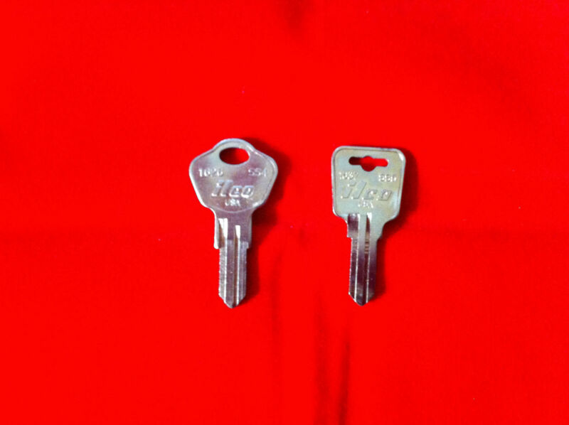 2 Sentry,safe,keys,cut to your code,cut,key,safes,combination,home,security,