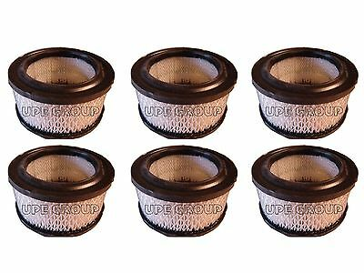 New 6 Pack Air Intake Filter ELEMENTS for air compressor # 14 / A424