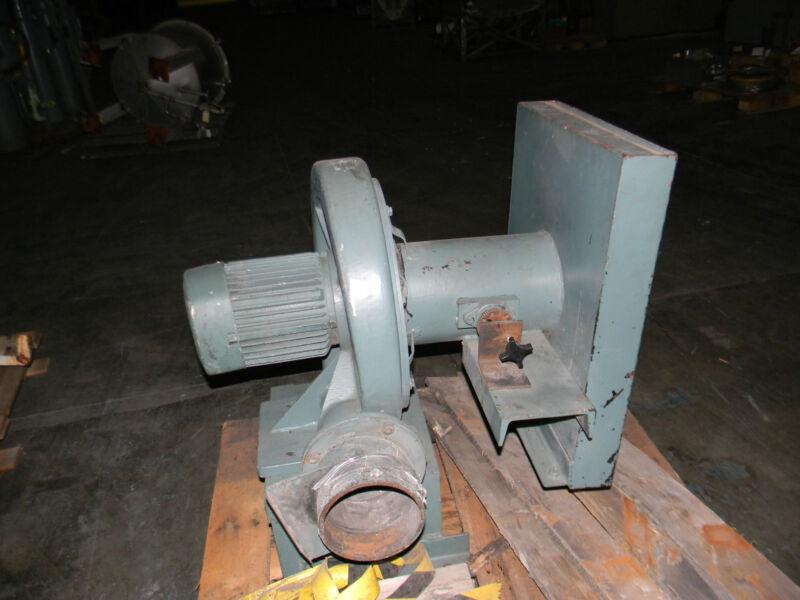 NYB Pressure Blower and Motor    N16P7 1/2