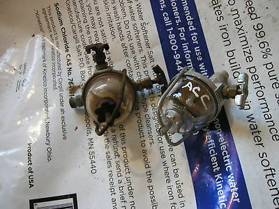 Allis Chalmers C Ca Tractor Pair Sediment Bowl Assembly