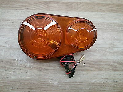New Kubota K2581-62613 Amber Hazard Tail Light B26 Bx24 Bx25 Series Tractors