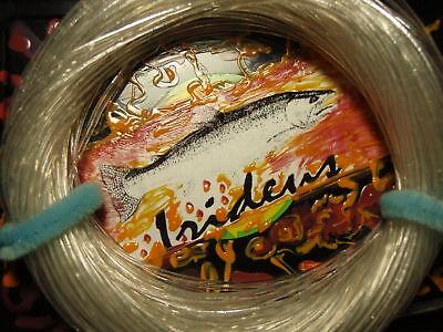 Intermediate Sinking Fly Line - Irideus Fly Fishing Line 7 wt Intermediate Sinking Clear Steelhead Trout Salmon