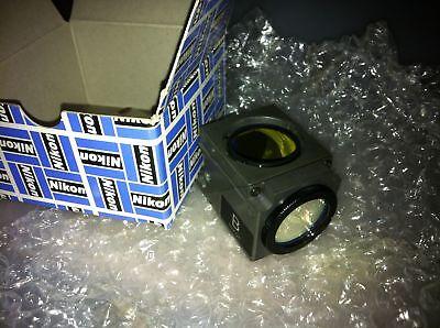 Nikon Mbe64040 Epi-fluorescent Filter Er Block Bv New
