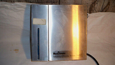 Manitowoc Automatic Cleaning System Aucs Stainless Steel 110 Volt