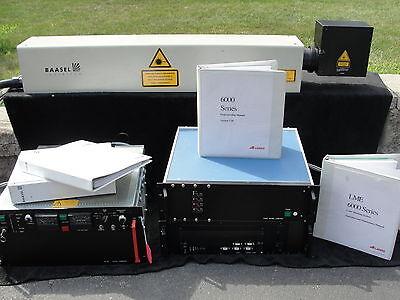 Rofin Baasel Lasertech 6000 Series Marking System Sk-1012blt