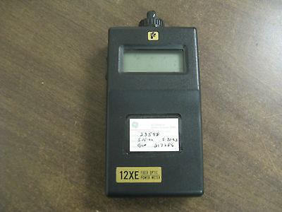Photodyne Fiber Optic12xe Power Meter