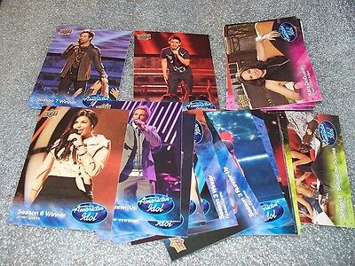 American Idol Season 8 Base Card Set   31 Special Cards   61 Total Cards