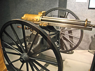 New! 145 Gatling Gun Machine Gun/Cannon Patents CD-ROM!
