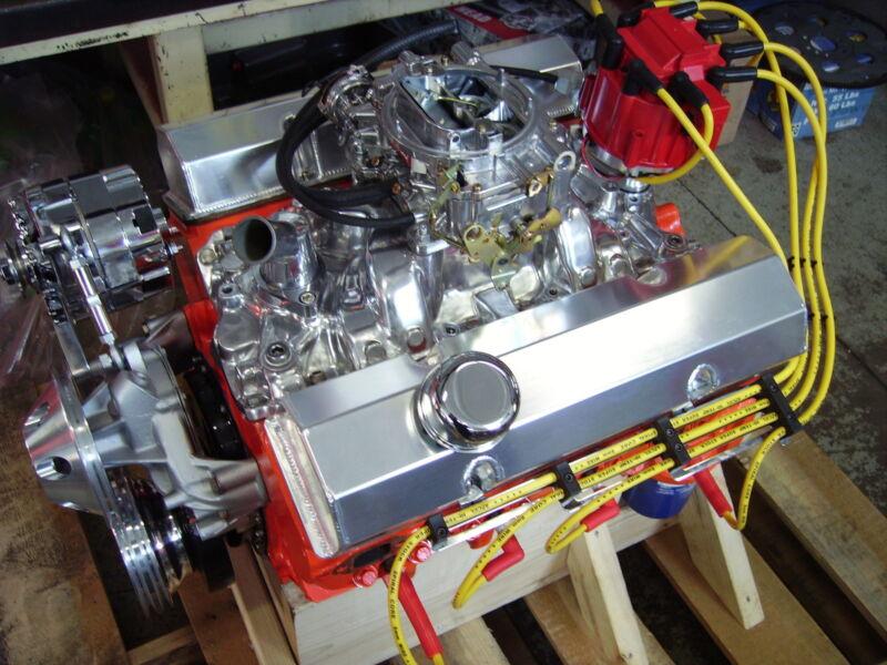 Chevy 5.7l 350 355 385+hp Custom Crate Engine Turn Key Dyno Test 2 Year Warranty