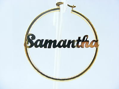 PERSONALIZED 14K GOLD GF 3.00