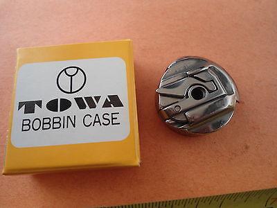 MADE in Japan TOWA Singer Featherweight Bobbin Case Fits 221 222 301 # 45751 (Singer Featherweight Bobbin Case)