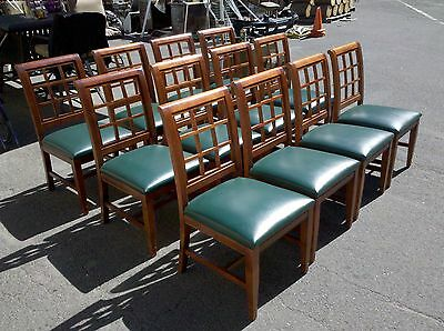 Conference Room Or Guest Chairs Wood Frames Wleather Customs Wedeliverlocallyca