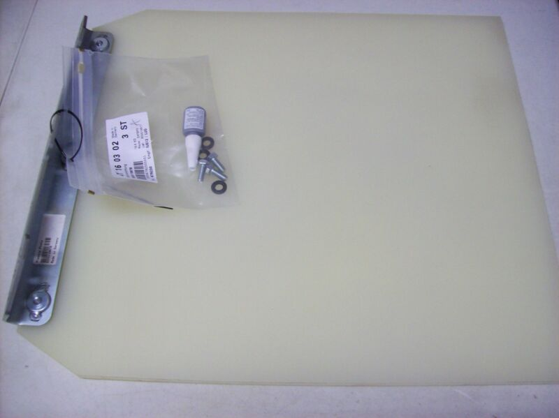 Wacker Vp1550 Plate Compactor Tamper Protective Pad Kit - Baseplate Cover