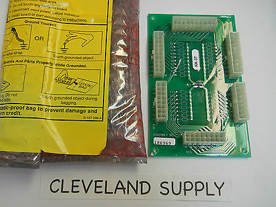 Circuit Card Assembly - MILLER 186969 CIRCUIT CARD ASSEMBLY INTERCONNECT BOARD KK-37 NOS CONDITION