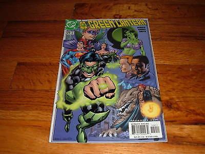 GREEN LANTERN #129 2000 JUDD WINICK Darryl Banks COMIC BOOk vintage DC superhero
