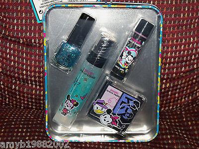 Smackers to-ki-o treats Sweet Love Cosmetic Collection MICKEY & MINNIE NEW HTF