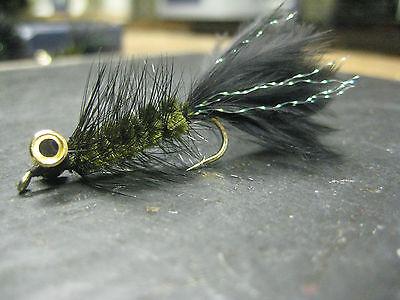 Brown Lot de 2 sacs Medium Danville rayonne Fly tying Chenille