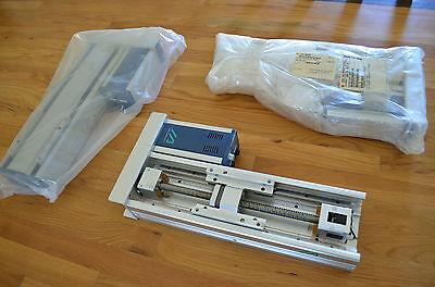 18 Iai Thk Sr15 Linear Ballscrew Actuators Servo Motorbrakecnc Router Z-axis