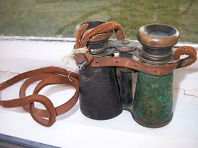 100% ORGINAL BRITISH BINOCULARS-WW1