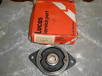 LUCAS LAND ROVER SERIES 3 END PLATE STARTER MOTOR PETROL ENGINES PART NO 608174