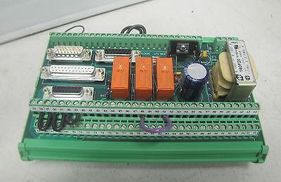 Brabender Technologie Io Module Circuit Board Card E0107900