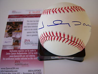 (JOHNNY DAMON REDSOX,YANKEES JSA/COA SIGNED MLB BASEBALL)