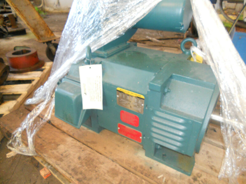 Reliance Ac Inverter Duty Electric Motor Full Range 15hp Rl2570 Frame