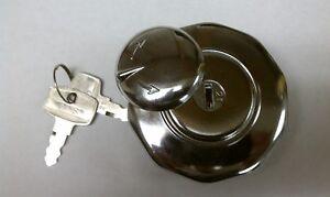 Tomos Locking Fuel Tank Gas Petrol Cap NEW Targa LX TT Bullet Top Tank A3 A35