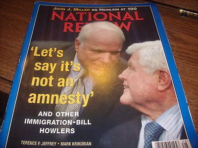 National Review July 9  2007 Mccain 529El