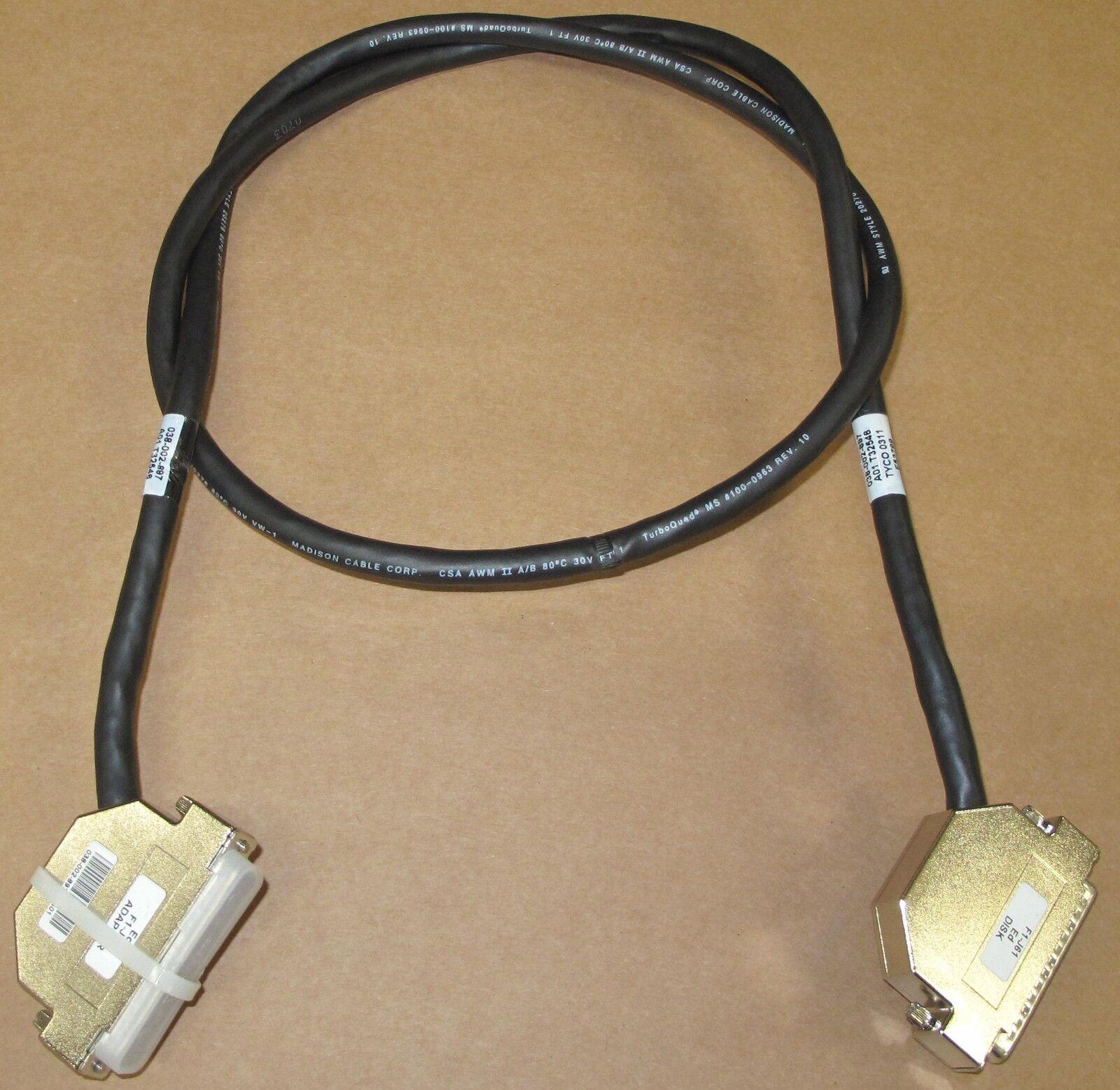 EMC ED TO F1-J51 Fibre Channel Cable 038-002-897 Symmetrix RAID Array Network