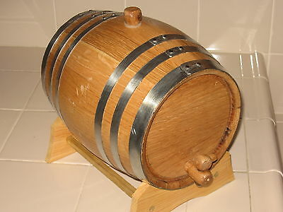 OAK BARRELS 10 LITER FOR WHISKEY OR SPIRITS for sale  Shipping to Canada