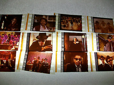 BLUES BROTHERS Film Cell Lot of 12 - collectible compliments movie dvd poster