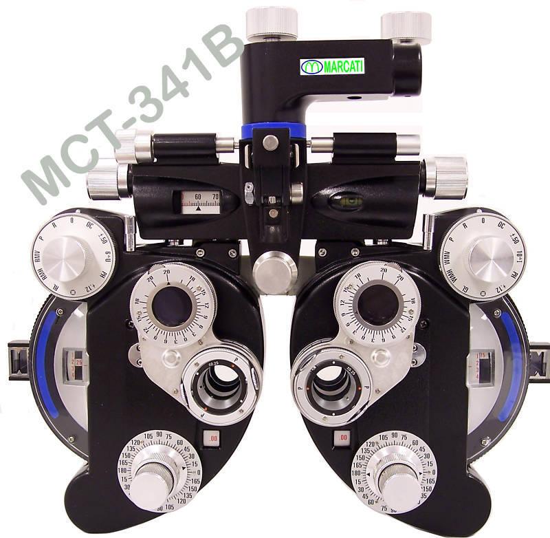 MCT341B Manual Refractor/Optometry/Phoroptor/New