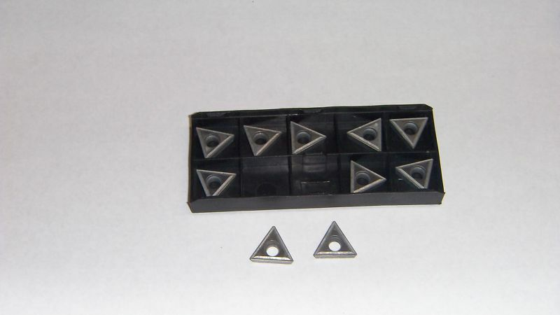 NEW 10PCS TCMT-32.51 C5 CARBIDE INSERTS