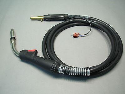 Htp Replacement Mig Welding Gun For Solar 2225 4365 117-023 Welder Parts