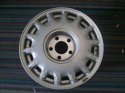 1992-1994 Cadillac Eldorado,STS,Seville Factory OE Wheel #4506
