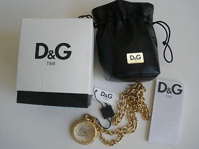 DOLCE & GABBANA WATCH ORIG.$345 NEW SALE