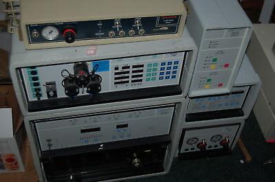 Dionex Hplc System Pump Uv Detector Pulsed Electro Vis