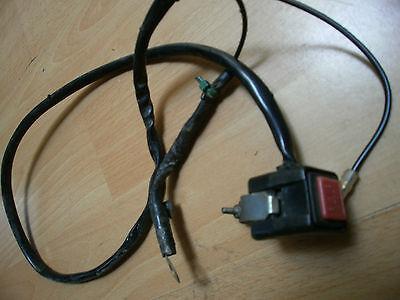 Notaus Schalter für Kawasaki KX 250K Baujahr 1996 08634