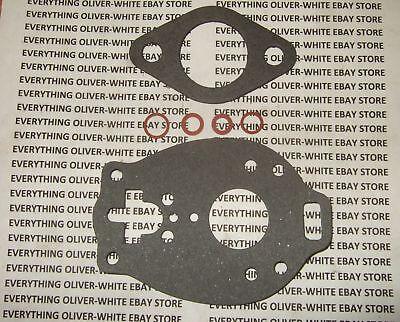 Oliver Tractor Marvel Schebler Carburetor Gasket Kit Small Bowl